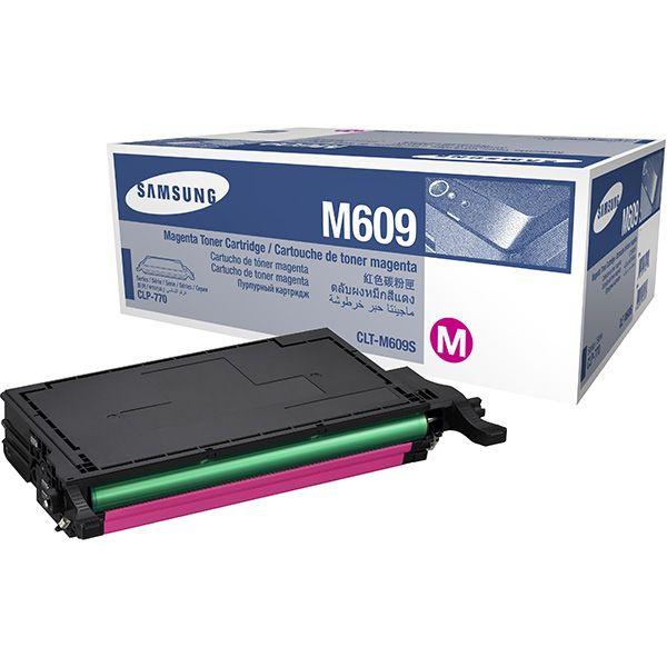 Заправка Samsung CLP-M609S Magenta