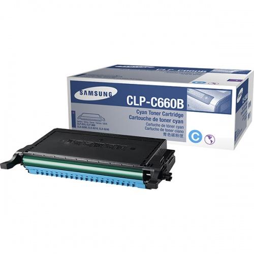 Заправка Samsung CLP-C660B Cyan