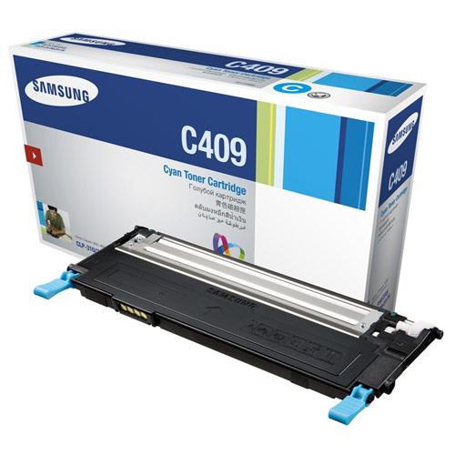Заправка Samsung CLT-C409S Cyan