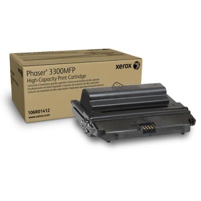 Заправка Xerox Phaser 3300 106R01412