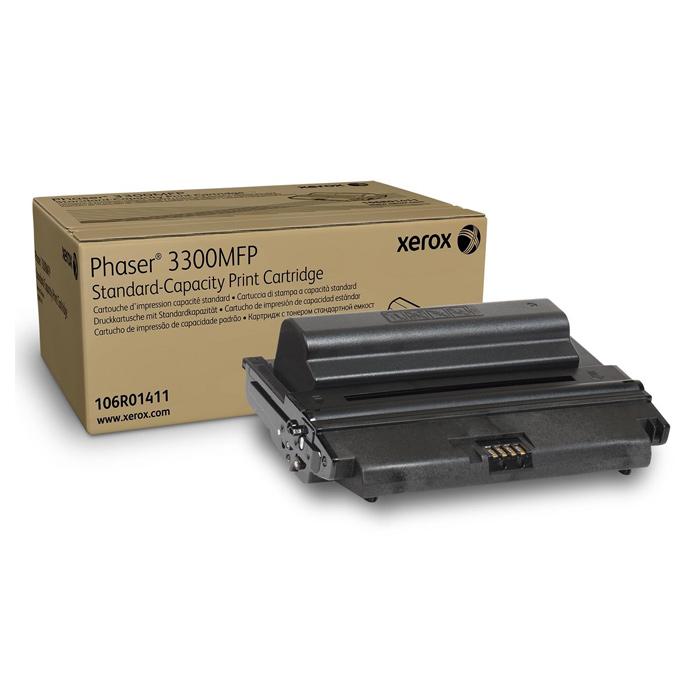 Заправка Xerox Phaser 3300 106R01411