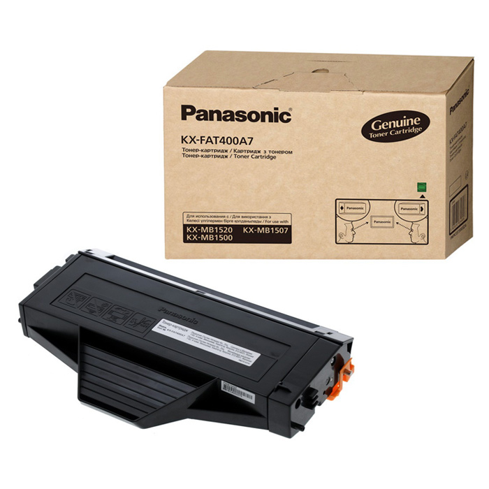 Заправка Panasonic KX-FAT400A7