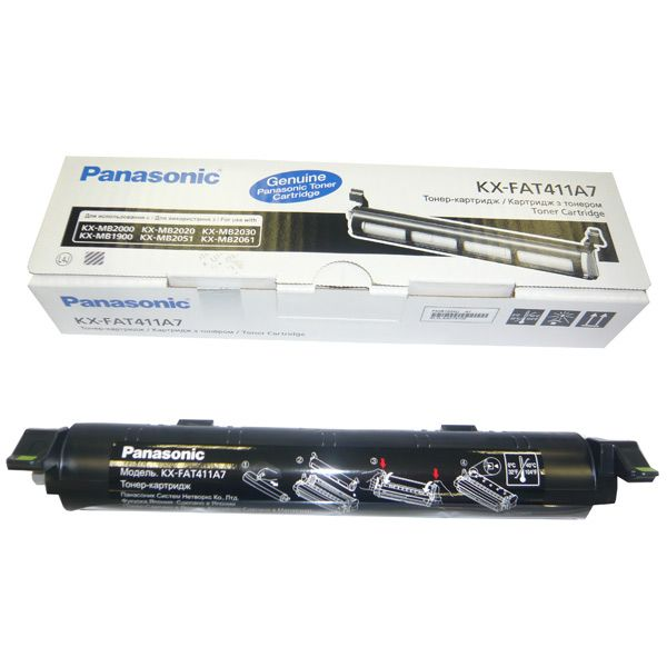 Заправка Panasonic KX-FAT411A7