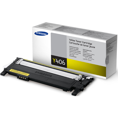 Заправка Samsung CLT-Y406S Yellow