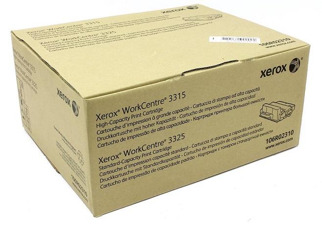 Заправка Xerox WorkCenter 3315 106R02310
