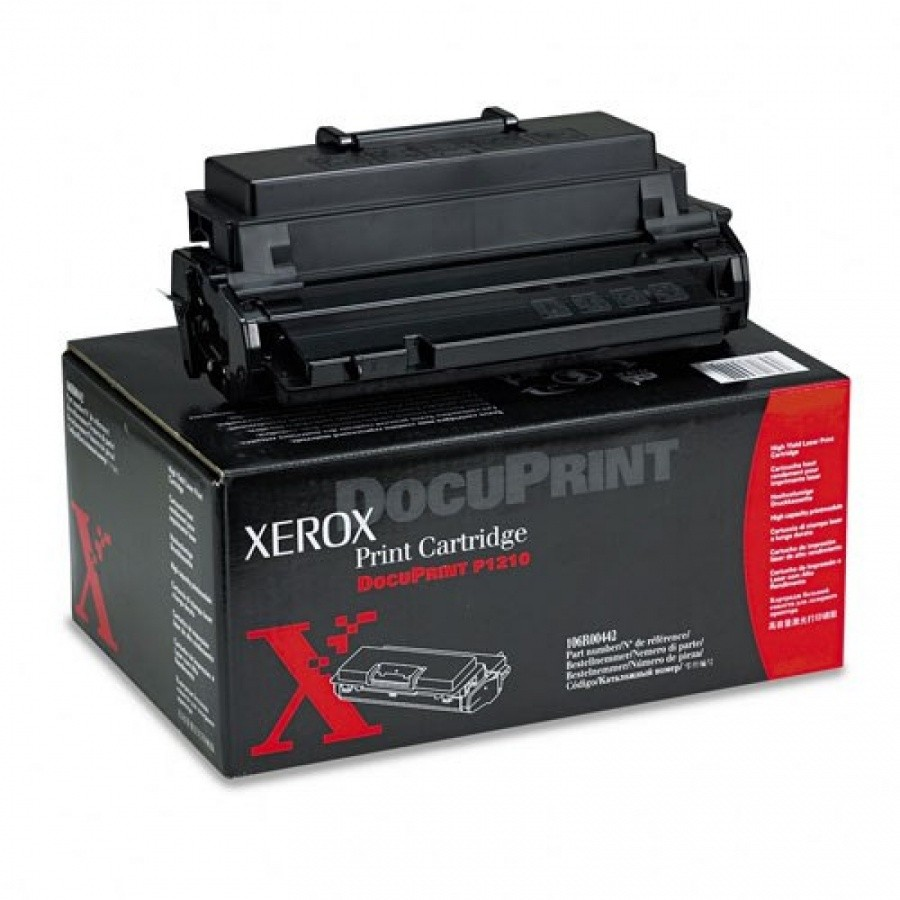 Заправка Xerox DocuPrint P1210 106R00441