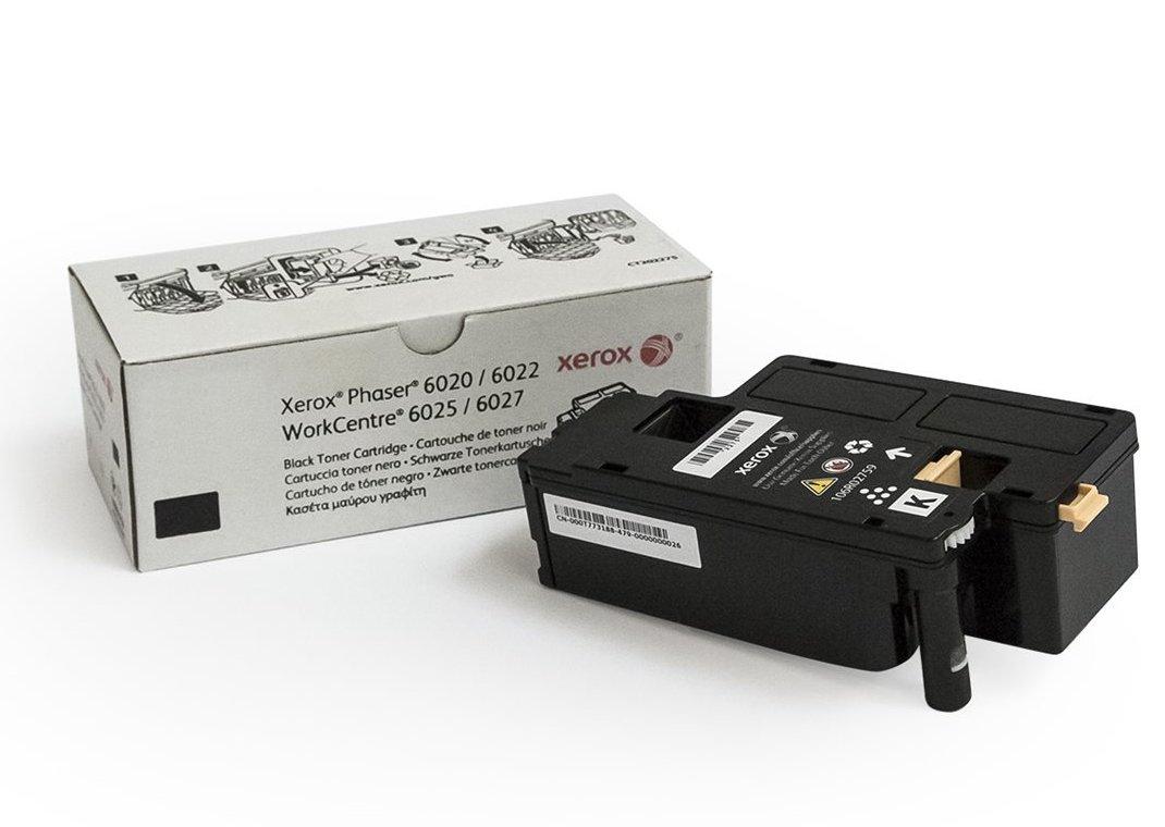 Заправка Xerox Phaser 6020 106R02763