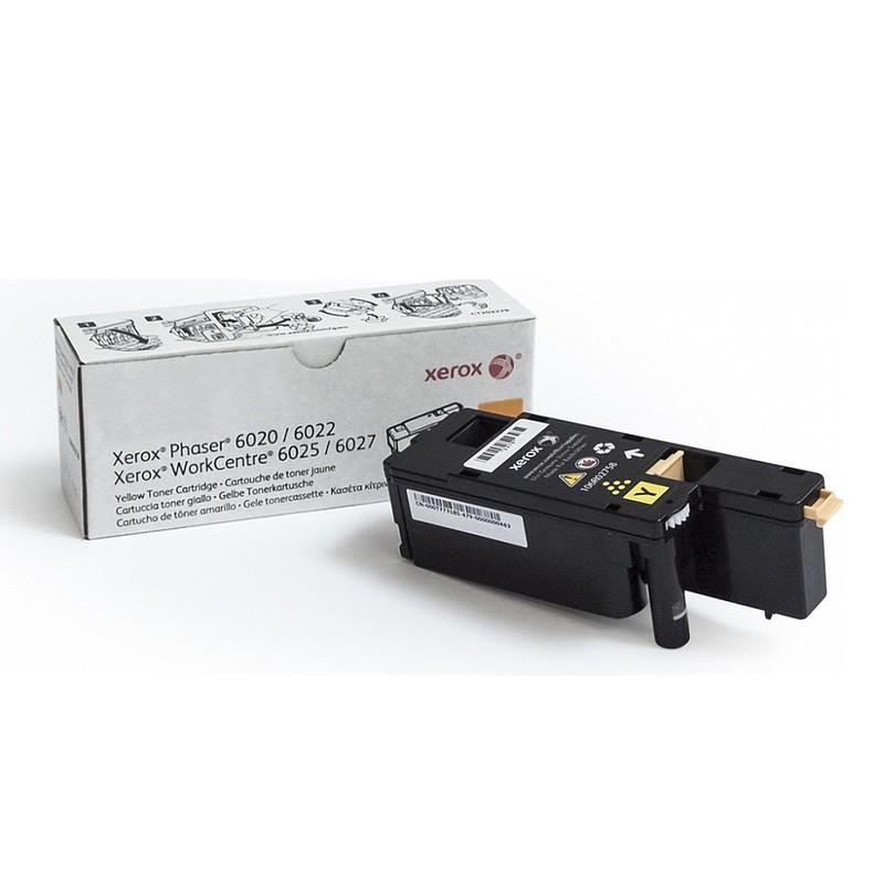 Заправка Xerox Phaser 6020 106R02762