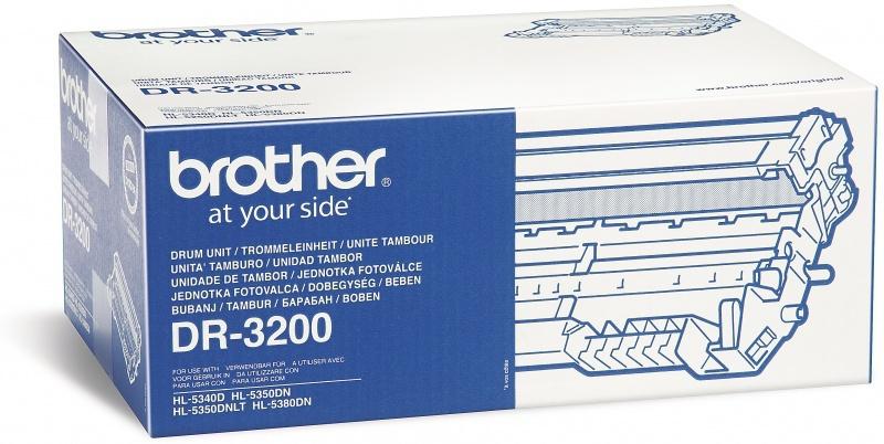 Заправка Brother DR-3200