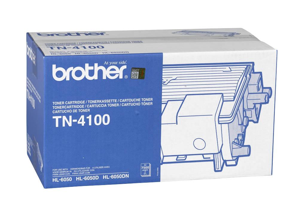Заправка Brother TN-4100