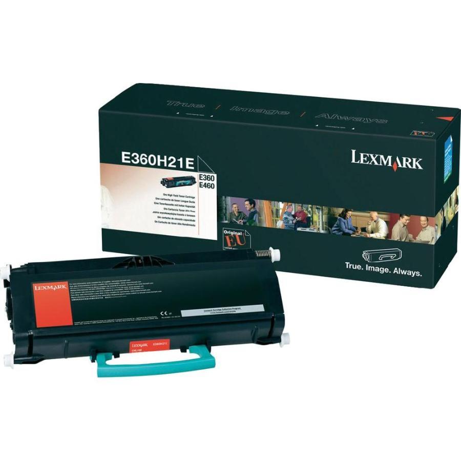 Заправка Lexmark E360 E360H21E