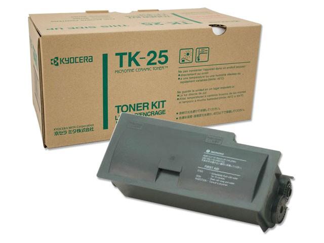 Заправка Kyocera TK-25