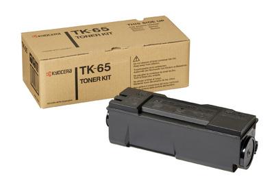 Заправка Kyocera TK-65
