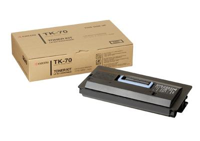 Заправка Kyocera TK-70