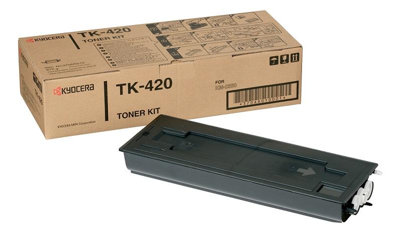 Заправка Kyocera TK-420