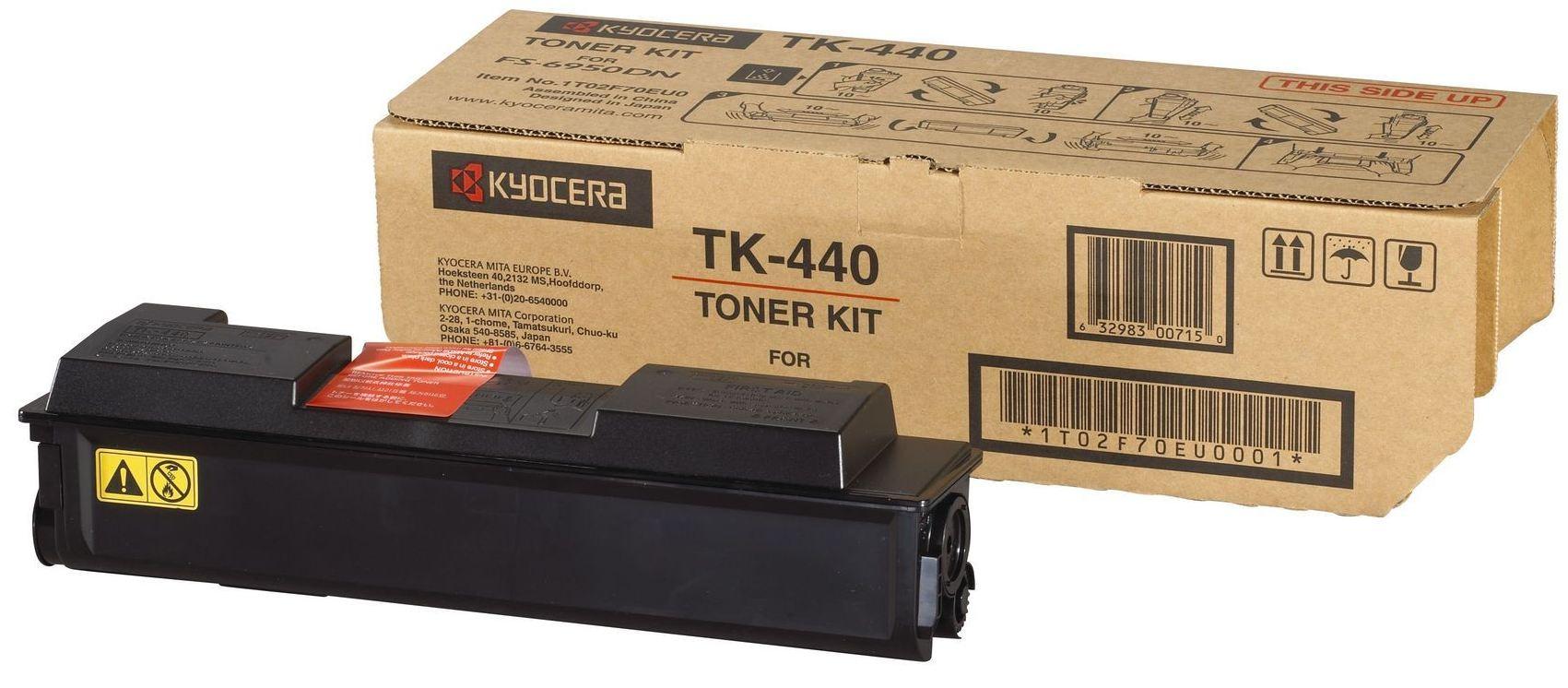 Заправка Kyocera TK-440