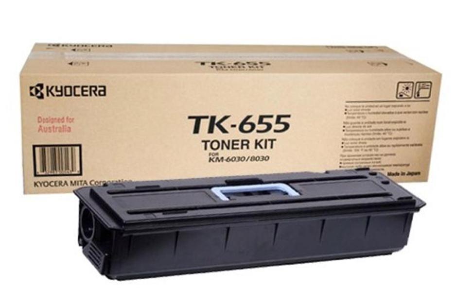 Заправка Kyocera TK-655