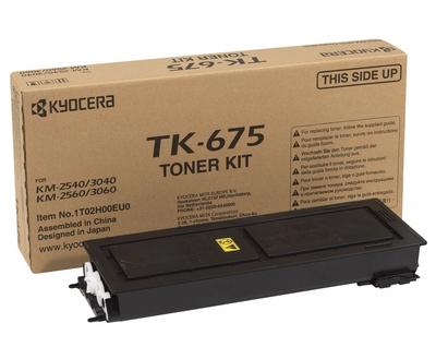 Заправка Kyocera TK-675