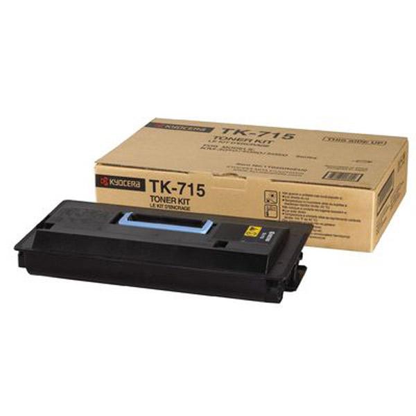 Заправка Kyocera TK-715