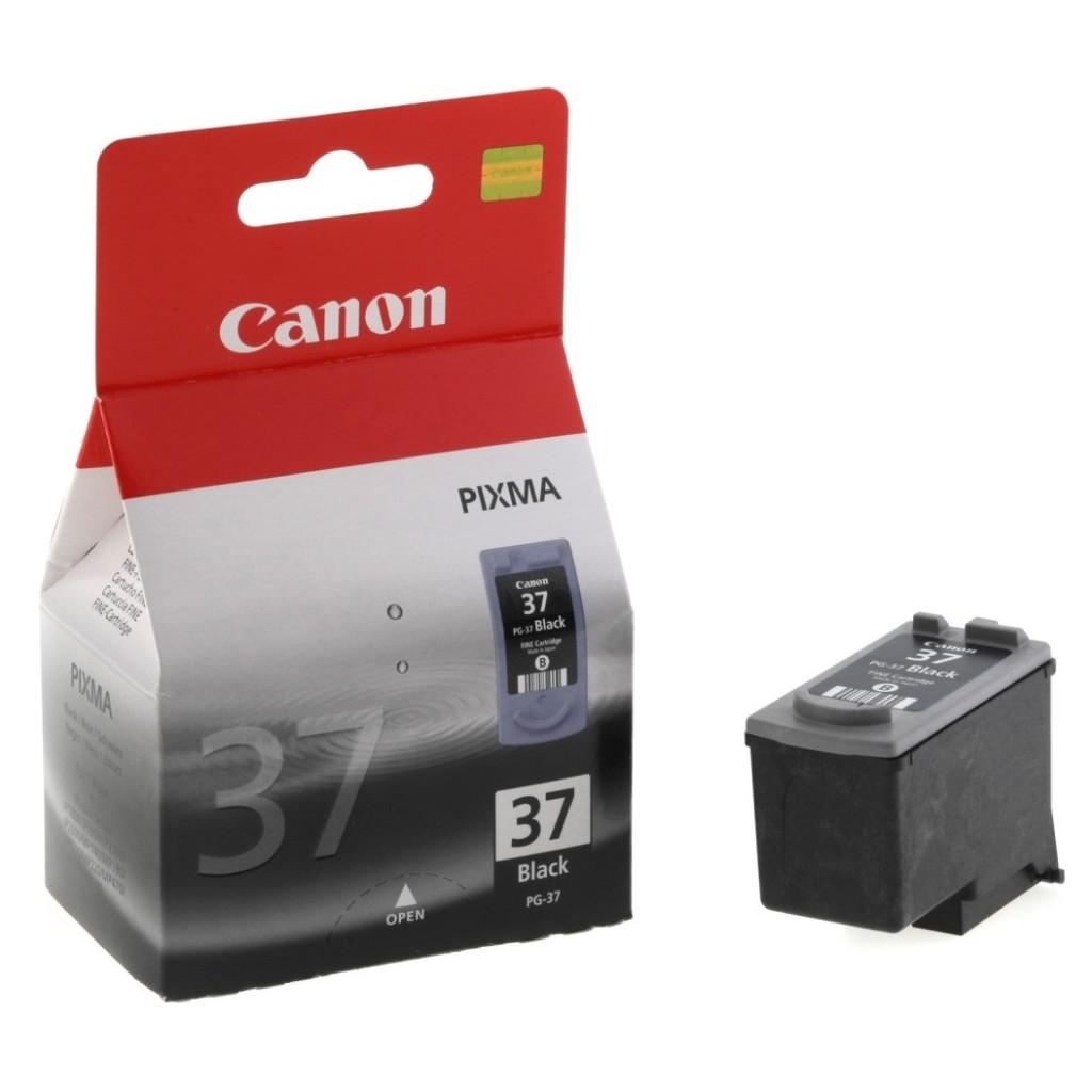 Заправка струйного картриджа 'Canon' PG-37