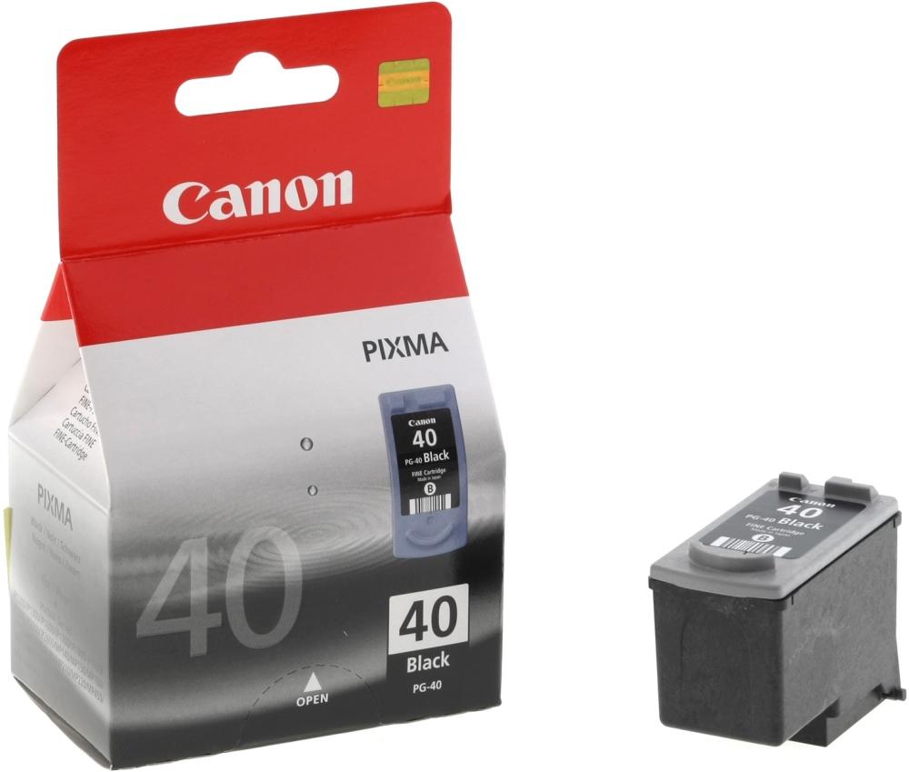 Заправка струйного картриджа 'Canon' PG-40