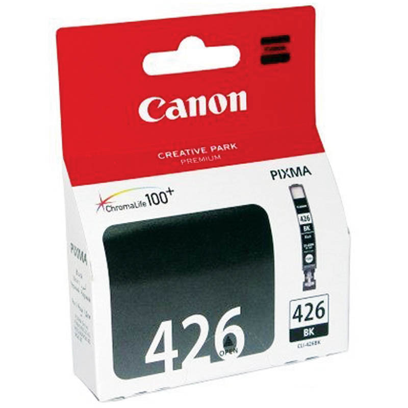 Заправка струйного картриджа 'Canon' CLI-426BK