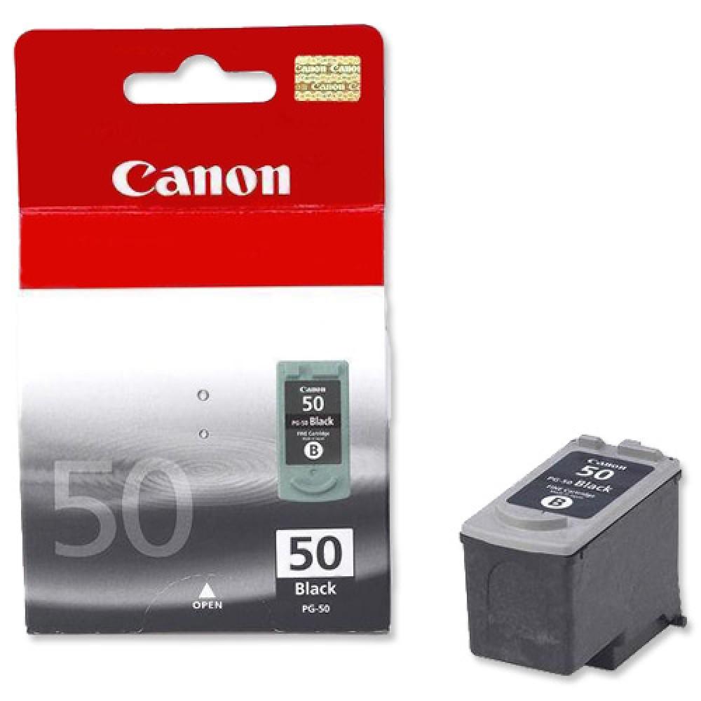 Заправка струйного картриджа 'Canon' PG-50