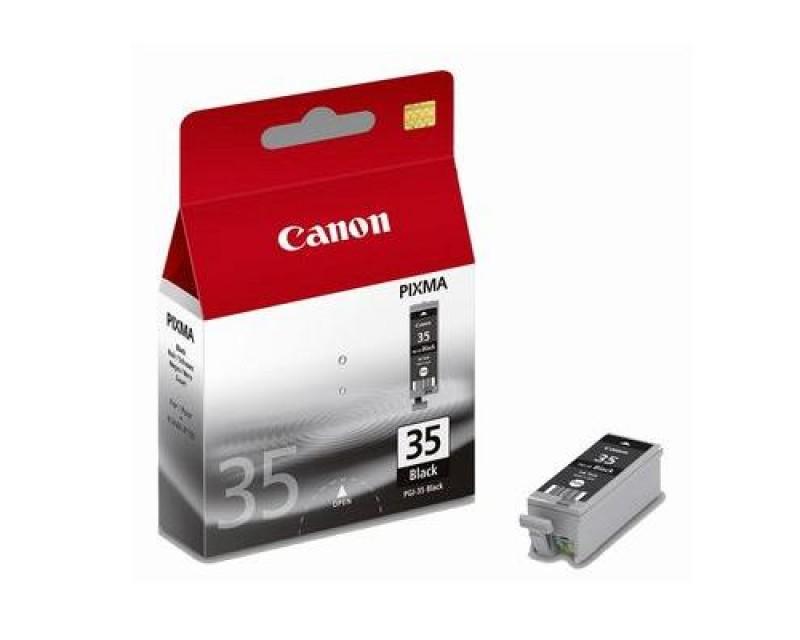 Заправка струйного картриджа 'Canon' PGI-35BK