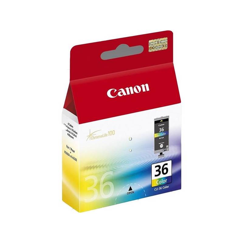 Заправка струйного картриджа 'Canon' CLI-36