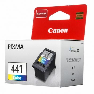 Заправка струйного картриджа 'Canon' CL-441
