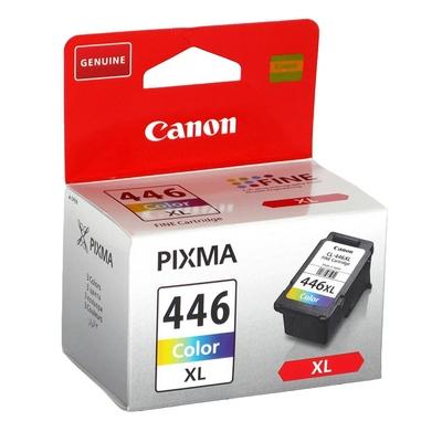 Заправка струйных цветных картриджей 'Canon' CL-446XL