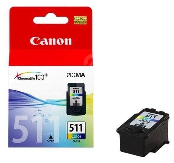 Заправка струйного картриджа 'Canon' CL-511