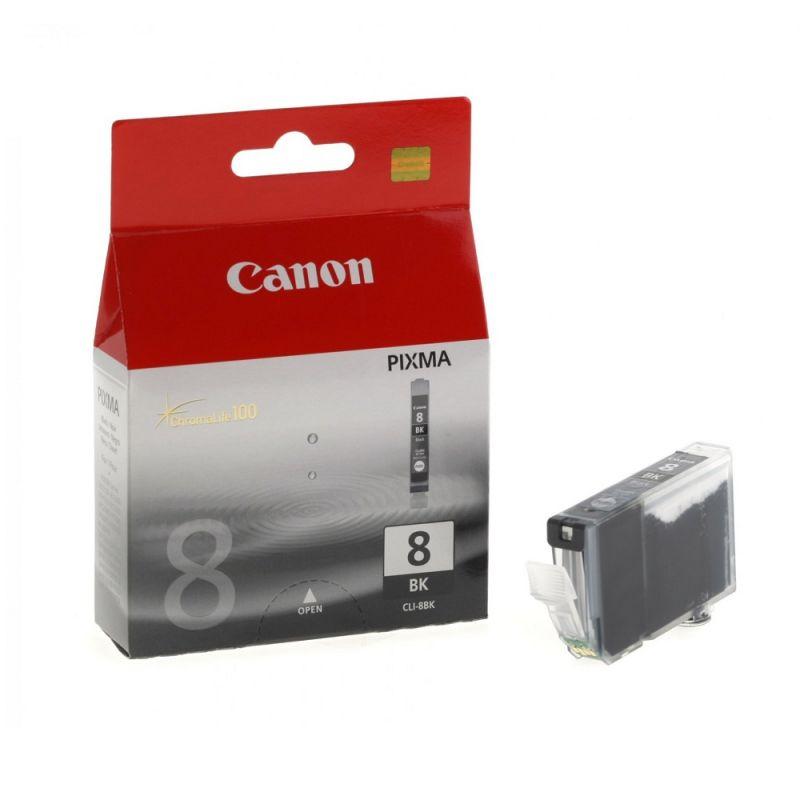 Заправка струйного картриджа 'Canon' CLI-8BK